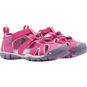 Keen Youth Seacamp II CNX Sandals Very Berry/Lilac Chiffon